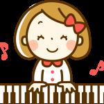 小学生のピアノのレベルを高めると教養として身につきます