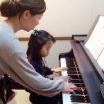6年生を送る会でピアノを弾きます