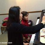 集中力やリズム感など、ピアノ以外の事に役立つ力が身についています。