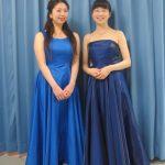 ひな祭りを飾る華やかな松江先生・松田先生のピアノ連弾は息がピッタリ 講師演奏Vol.2