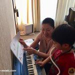 鍵盤ハーモニカで楽しい音楽体験の第一歩を