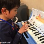 ピアノのプレとしての鍵盤ハーモニカレッスン