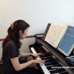 22年間ピアノレッスンに通って下さっている生徒さんは人生を一緒に歩いてきた人です