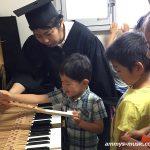 子どもも大人もピアノを深く学べたイベント『ピアノ博士のおもしろピアノ塾』