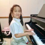 ピアノを通して自信を持って自己表現することを学んでほしい