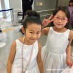 技術と個性が花開く小3、小4女子の演奏です