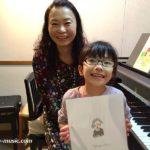 実はRock好きの山崎優子先生は、コンサートでショパンやドビュッシーの名曲、ラヴェルのボレロを演奏します