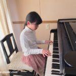 ピアノの練習を通じて学んだ経験は、これからの人生にとても役立つ練習です