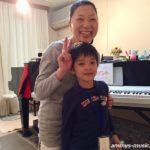 大人も子どもも「ここに来れば元気になれる」音楽教室を目指しています