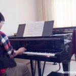 ピアノレッスンに18年通って下さった素敵なドクター