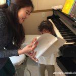 私はピアノを孤独な習い事にしません