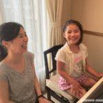 音楽教室でたくさんのドキドキ体験をしてほしい!