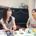 小さなお子さんのレッスン研究会で先生方の成功体験が共有できました