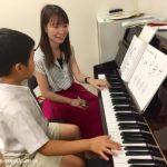 小さな生徒さんも納得! 短時間でピアノが上手くなる練習方法を教えました