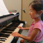 長い譜読みをがんばったAちゃんは楽譜を見る大切さに気づきました