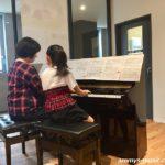 ピアノ親子連弾で気づく母と娘の微妙な関係