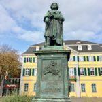 生徒さんたちのベートーヴェンの絵にちなんで、ドイツのボンにあるベートーヴェンハウスをご紹介します