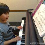 私が子どもの頃に発表会で弾いたこの曲を、この子が弾いてくれたら…私、泣いちゃうかも