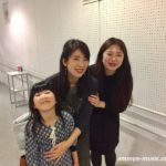 ピアノの先生が松江先生で本当にラッキーでした