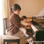 レッスンでピアノを弾く時間が忙しいママの癒しの時間になれば本当に嬉しいです