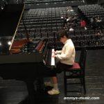 ピアノを習う意義とは  本番にひとりで立ち向かうこと