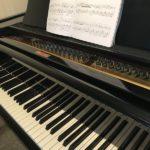 高校生になっても毎週通えなくても ピアノを弾きたい気持ちが素敵な演奏になります