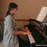 最後まで弾ききる!集中力がアップするピアノレッスン