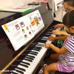 『英語でピアノ』レッスンで親の知らない娘の成長の一面を見れました